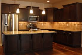 Knotty Alder Cabinet Stain Colors by Foothills Cabinet Company U2013 Boise Idaho Kitchen Cabinets