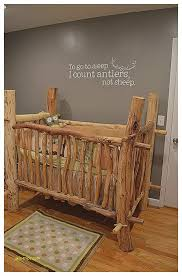 log baby crib for sale inspirational best 25 rustic crib ideas on