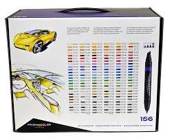 prismacolor markers prismacolor marker set 156