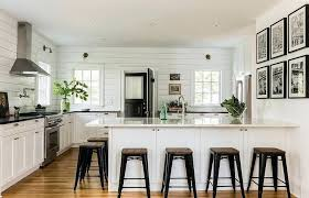cottage kitchen island shiplap kitchen black and white cottage kitchens gray shiplap