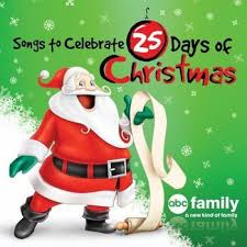 songs to celebrate 25 days of christmas christmas specials wiki