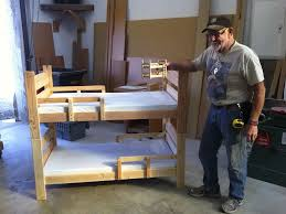 Crib Size Bunk Beds Latitudebrowser - Size of bunk beds