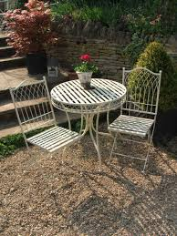 table home living outdoor garden conservatory furniture enjoy your dining time with bistro table and chairs