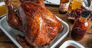 thanksgiving bbq turkey recipe traeger wood fired grills