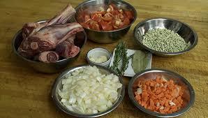 cuisiner des flageolets secs recette jarret d agneau à l os mijoté à l ancienne d andré loiseau