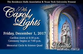 Life University Lights Carol Of Lights Housing Ttu