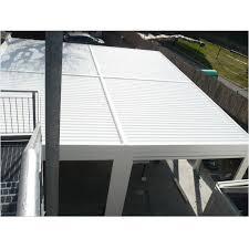 tettoia autoportante tettoia bioshade autoportante frangisole bioclimatica a lamelle in