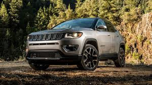 jeep compass 2017 trunk space 2017 jeep compass u s spec motor1 com photos