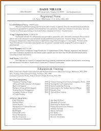 Game Warden Resume Examples by Sample Resume For New Nurses Free Resume Example And Writing
