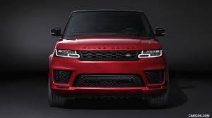 range rover sport 2018 range rover sport front hd wallpaper 33