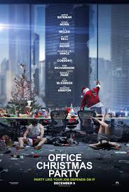 office christmas party movie poster 1 of 22 imp awards