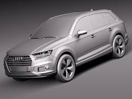 Audi Q7 Models - audi q7 e tron 2017 squir