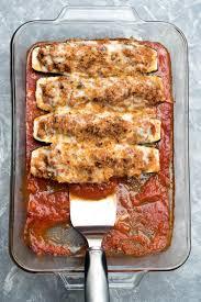 thanksgiving italian style italian stuffed zucchini boats valerie u0027s kitchen