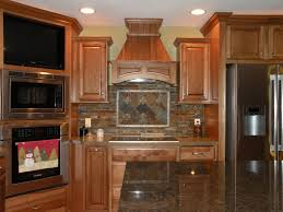 Kitchen Wooden Cabinet Designs Best  Wood Cabinets Ideas On - Cleaning kitchen wood cabinets