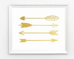 Decorative Arrows For Sale Arrow Artwork Etsy