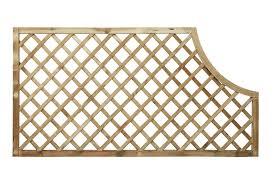 diagonal trellis panels home decorating interior design bath