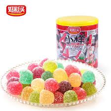 candy wholesale 470g fruit juice sour candy wholesale vitamin c soft candy plastic