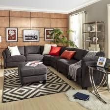 U Sectional Sofas by Modular U Shaped Sectional Sofas You U0027ll Love Wayfair