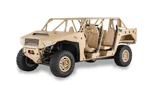 military jeep tan bbc autos polaris dagor ready for action