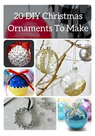 20 diy ornaments to make a craft in your day