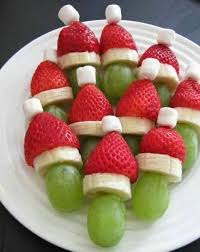 fruit decorations creative christmas decorating ideas with fruits