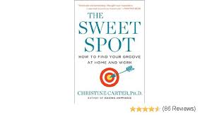 How To Find Negative Energy At Home Amazon Com The Sweet Spot How To Accomplish More By Doing Less