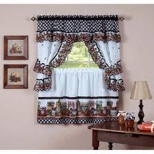 kitchen curtains ideas modern gorgeous walmart kitchen curtains for kitchen decoration ideas