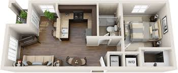 1 bedroom home floor plans luxury apartment floor plans 33 west