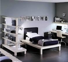 chambre moderne ado fille chambre ado noir et blanc