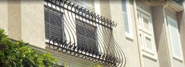 balcony railings houston residential wrought iron balconies