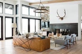 Mountain Home Interiors by Studio Mcgee Gives A Utah Mountain Home A Modern Edge Photos
