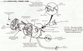 1982 f 150 need ignition switch picture wire placement on column