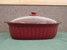 celebrate home interiors celebrating home interiors stoneware berry family roaster set ebay
