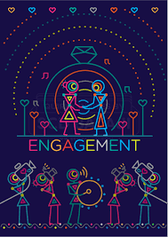 engagement ceremony invitation engagement invite ring ceremony invitation design indian