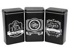 vintage retro kitchen canisters u0026 jars ebay