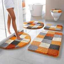 bathroom mat ideas placing the right bath mats to prevent falls in the bathtub