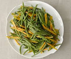 green beans and carrots in charmoula sauce finecooking