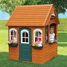 Wooden Backyard Playhouse Backyard Playhouses Canada Home Outdoor Decoration