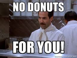 Doughnut Meme - 12 national doughnut day memes to share while you munch on some
