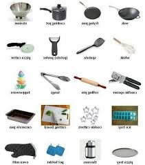stunning 20 kitchen tools list with names inspiration design of