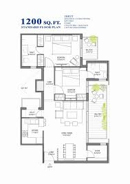 two bedroom floor plans house floor plan for 1200 sq ft houses in india house plans