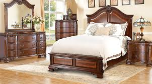 Dark Wood Queen Bedroom Set Black Wood Bedroom Furniture Furniture - Dark wood queen bedroom sets