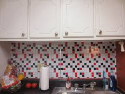 interior design elegant peel and stick backsplash for exciting awesome peel and stick backsplash with paint kitchen cabinets for exciting kitchen design