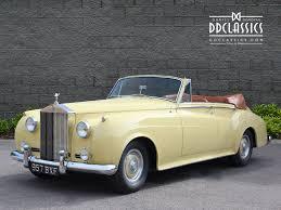 rolls royce silver cloud 1961 rolls royce silver cloud ii silver cloud 2 lwb special