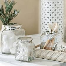 bathroom apothecary jar ideas 9 easy bathroom decor ideas 150