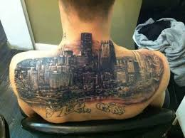 20 of the best pittsburgh proud tattoos