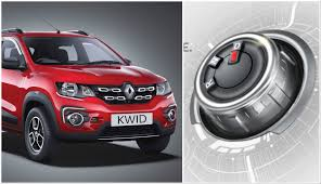 renault kwid red colour renault kwid amt teased to get a rotary gear knob find new