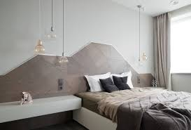 hanging lights for bedrooms bedroom wall exsposed brick design