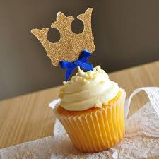 Royal Crown Home Decor Amazon Com Crown Cupcake Toppers Royal Prince Baby Shower