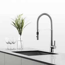 commercial style kitchen faucet kraus kpf 2730 crespo single lever commercial style kitchen faucet